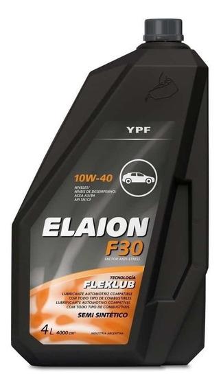 Cambio Aceite Y Filtro Elaion F30 10w40 Volkswagen Fox Gol Suran Voyage Up