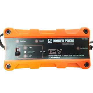 Cargador Y Mantenedor De Baterias Automático 12 V - 2 A