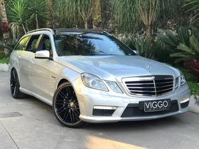 Mercedes-benz E 63 Amg 6.2 Touring V8 32v Gasolina 4p