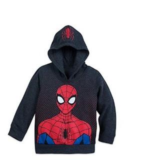 Marvel Buso Chompa Spiderman Hombre Araña