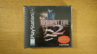 Resident Evil 2 Dual Shock Version Ps1 Ps2 Ps3 Colección Psx