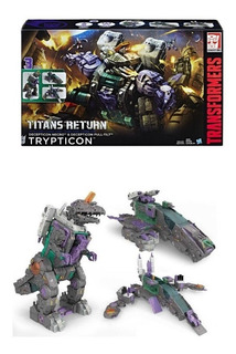 Trypticon Titan Return Transformers
