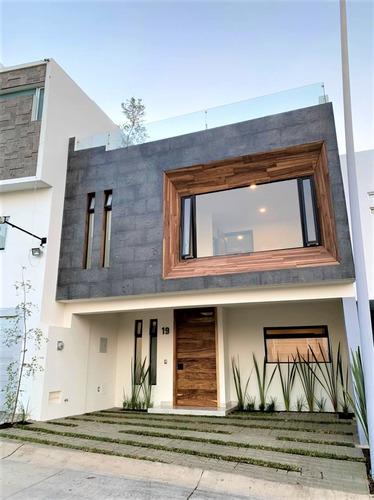 Imagen 1 de 14 de Casa En Sendas Residencial, Valle Imperial, Zapopan