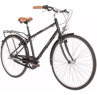 Bicicleta Raleigh Classic Hombre Rodado 28 Nexus Paseo Gm