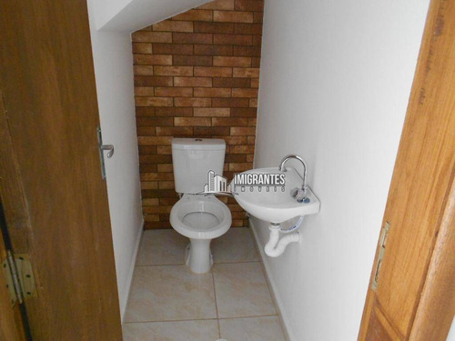 Imagem 1 de 30 de Sobrado De 2 Dormitórios Na Vila Sônia, Em Praia Grande - So0086