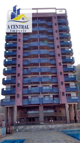 Apartamento À Venda, 110 M² Por R$ 470.000 - Praia Do Sonho - Itanhaém/sp - Ap0134