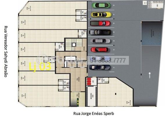 Loja, 29 M², Centro - 185520