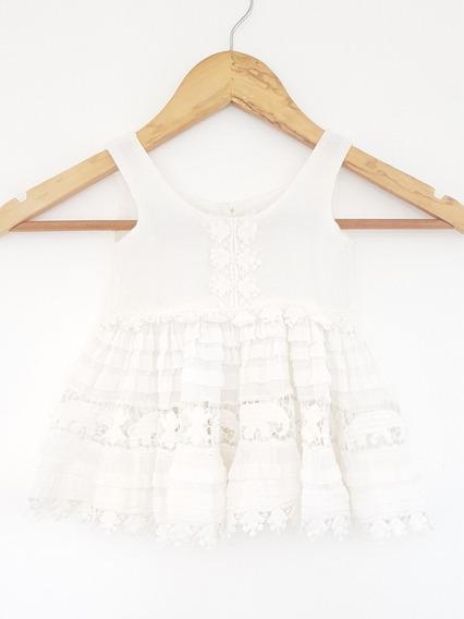 Vestido De Beba Importado