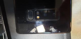 Celular Samsung Note 8 128gb Preto