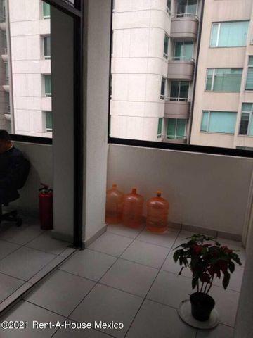 Imagen 1 de 8 de Oficina  En Renta Lomas De Chapultepec Dh 21 3121