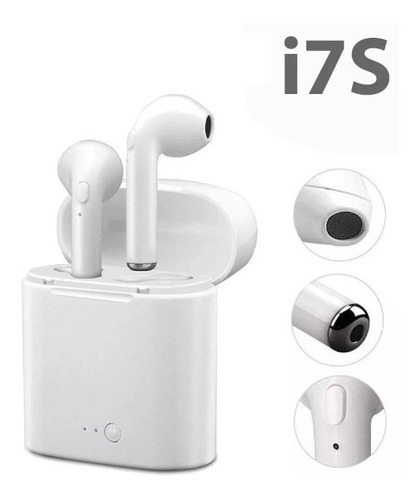 Auriculares Bluetooth In Ear Earpods AirPods Android iPhone