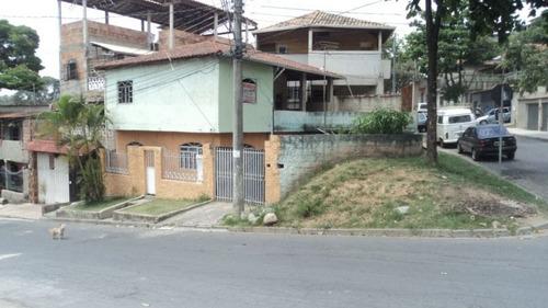 Casa Com 2 Quartos Para Comprar No São Pedro (venda Nova) Em Belo Horizonte/mg - 676