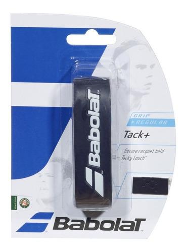 Grip Babolat Tack+ (negro) /tennisheroshop