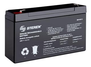 Batería Gel Auto Niño 6v 12amp - Electroimporta