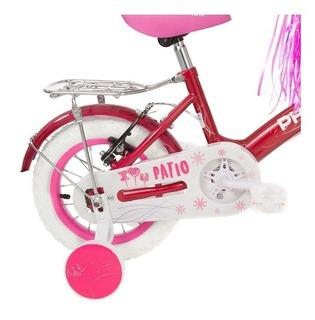 Bicicletas Nena Philco Patio Niña Rodado 12 Niños Bullforce