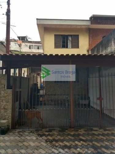 Sobrado Padrão Para Venda Em Jardim Bandeirantes (zona Norte) São Paulo-sp - 686