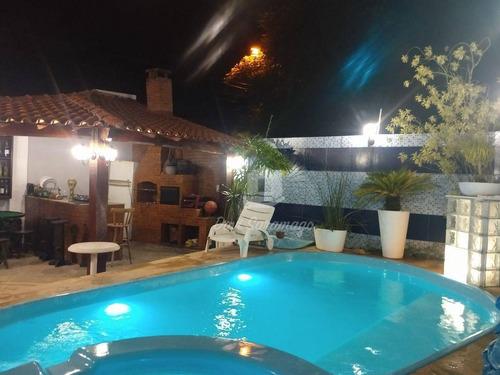 Imagem 1 de 21 de Casa À Venda, 260 M² Por R$ 895.000,00 - Maravista - Niterói/rj - Ca0681