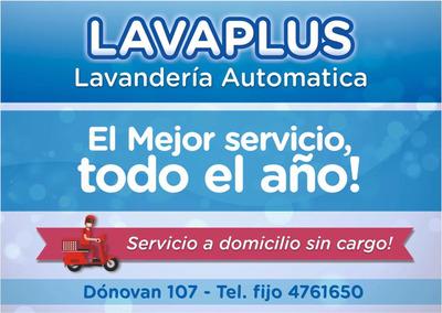 Lavandería De Ropa. Servicio A Domicilio Sin Cargo!!