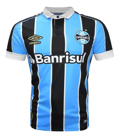 Camiseta Gremio Brasil Umbro Titular Original