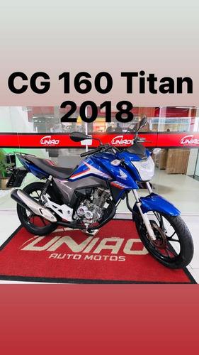 Imagem 1 de 5 de Cg 160 Titan 2018