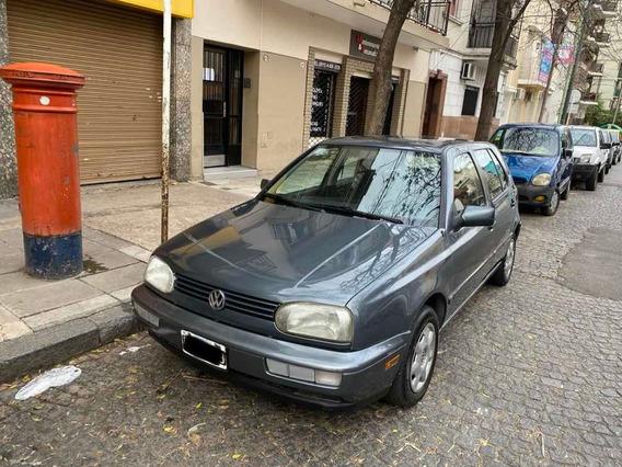 Volkswagen Golf 1.8 Gl Primer Dueño Precio En Descripción