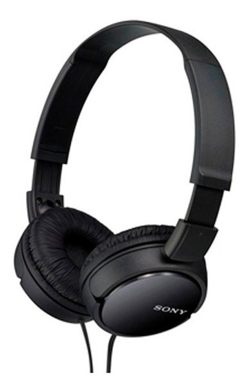 Fone Profissional Sony Mdr-zx110 Zx110 Headphone Original
