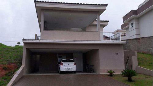 Casa De Condomínio Com 4 Dorms, New Ville, Santana De Parnaíba - R$ 1.26 Mi, Cod: 234740 - V234740