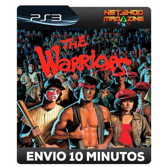The Warriors - Clássico Do Ps2 - Psn Ps3 - Pronta Entrega