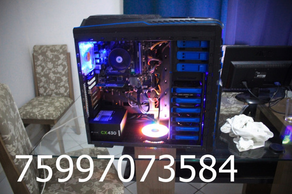 Pc Gamer I3 4160 8 Gb Ram Placa De Video Integrada 2gb