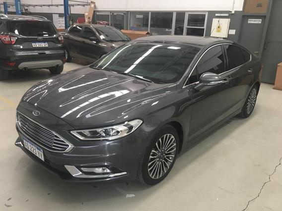 Ford Mondeo Titanium 2.0 2018 Gris Magnetico 7000 Km