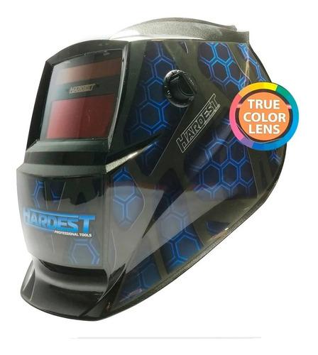 Máscara Fotosensible Careta Soldar Mig Inverter Mma 92x42mm