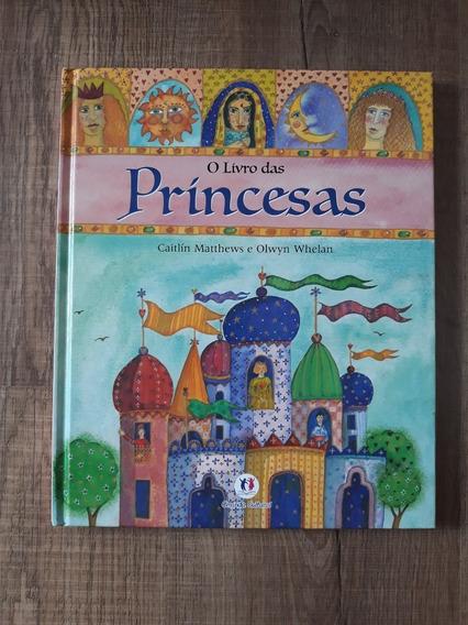 O Livro Das Princesas Caitlin Matthews Produto Novo