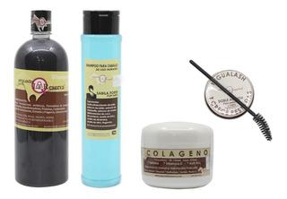 Oferta Shampoo Hombre Y Mujer, Colageno Y Yegualash Yeguada