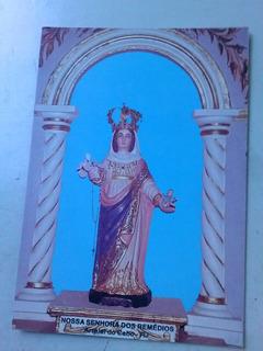 Cartão Postal - Nossa Senhora Dos Remédios - Arraial Do Cabo