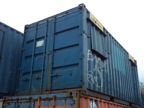 Container Marítimo 6 Metros Comporta E Janela - 1099