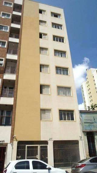 Apartamento Com 1 Dormitório À Venda, 67 M² Por R$ 145.000,00 - Botafogo - Campinas/sp - Ap3009