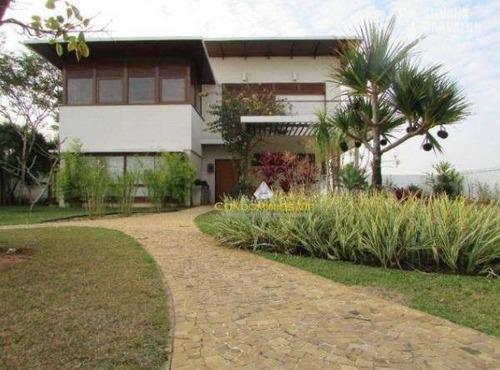 Casa Residencial À Venda, Portal Do Éden, Itu - Ca0181. - Ca0181