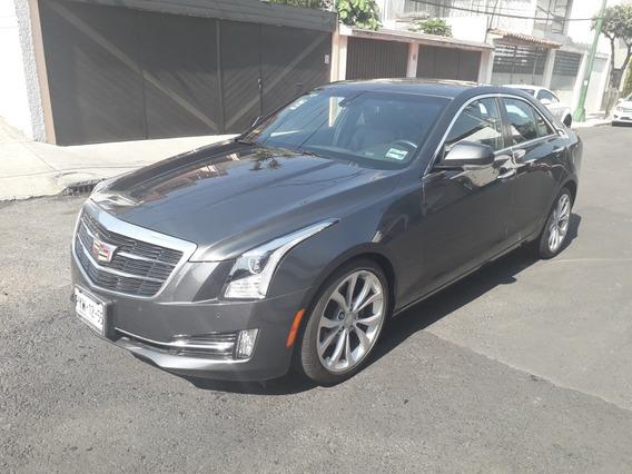 Cadillac Ats 2.0 Premium At 2016 $389500 Socio Anca