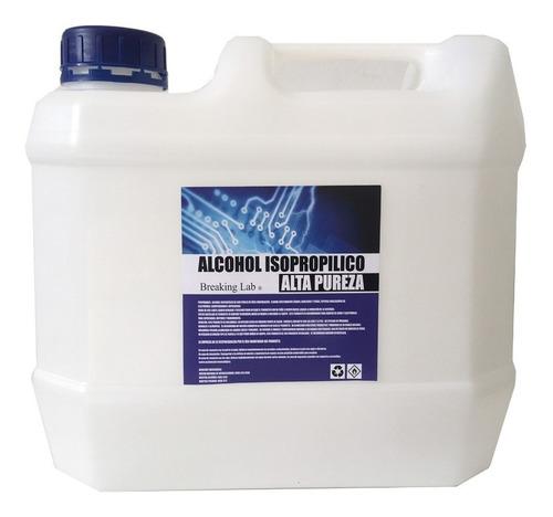 Alcohol Isopropilico Bidón Compitt Prophyl-5litros 5000cc