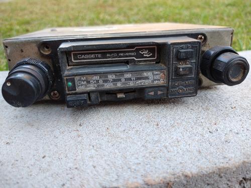 Rádio Toca Fitas Motoradio Acr M31