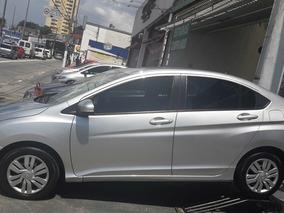 Honda City 1.5 Dx Flex Aut. - Montes Car