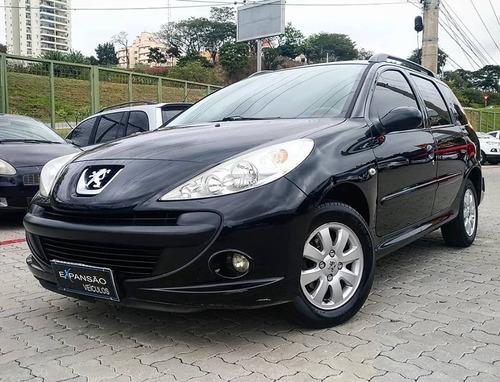 Peugeot 207 Sw 1.4 Xr 2010