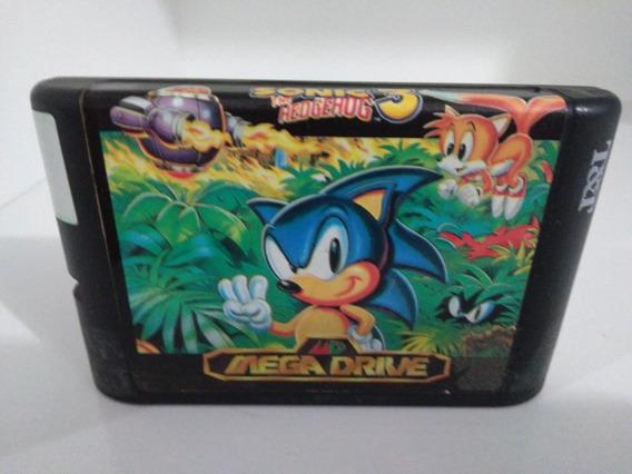 Sonic The Hedgehog 3 Paralela