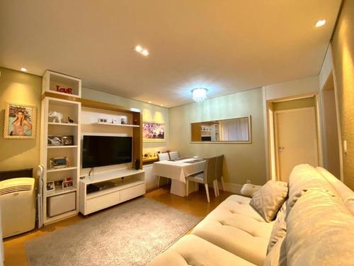 Imagem 1 de 30 de Apartamento À Venda, 64 M² Por R$ 420.000,00 - Mooca (zona Leste) - São Paulo/sp - Ap5606