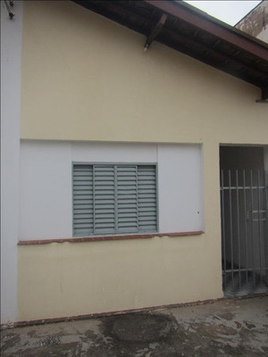 Casa Residencial Para Locação, Centro, Piracicaba. - Ca1898