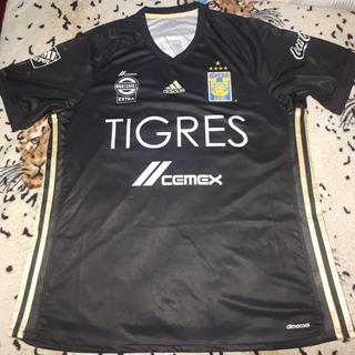 Camisa Tigres Do México Third 2017/18