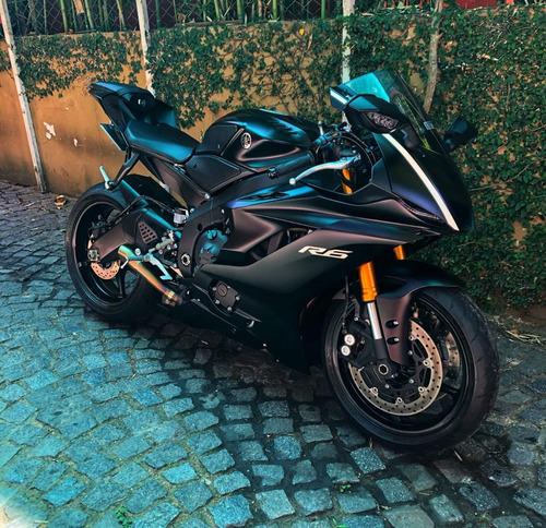 Yamaha R6 2019 Patentada (no Cbr No Zx6 No Mt09 No Z900)