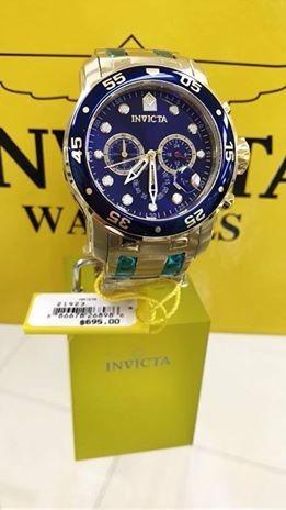 Relógio Invicta Frete Gratis