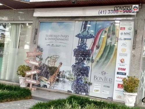 Imagem 1 de 6 de Loja Para Alugar, 23 M² Por R$ 1.000,00/mês - Água Verde - Curitiba/pr - Lo0010