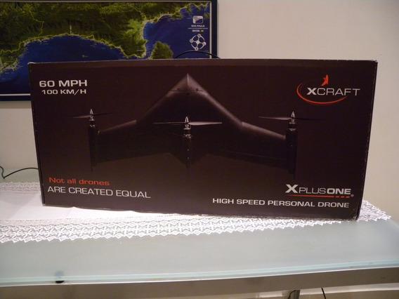 Drone X Plusone Voe A 100km/h Vôo Radical Rc Não Dji Phantom